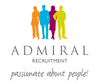 Admiral Recruitment Website Design